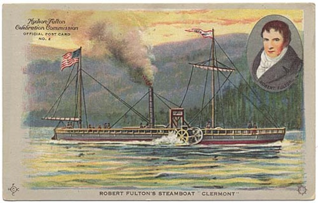 Steamboat Inveted