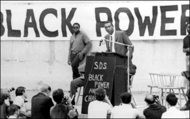 "Carmichael Coins the Phrase ""Black Power"""