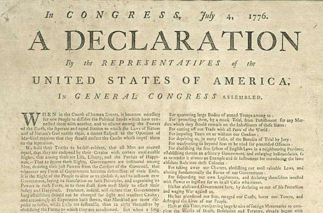 Deceleration of Independence