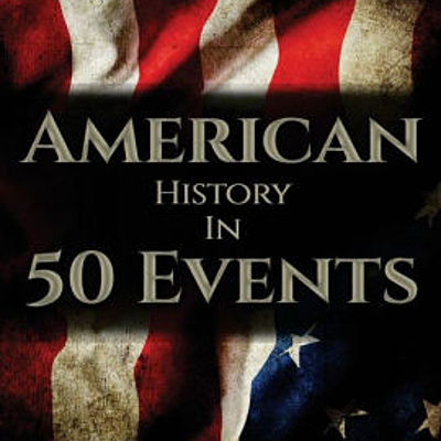 50 Important Dates in US History timeline