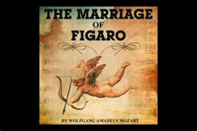 """Mozart's """" The Marriage of Figaro"""" Premiered"""