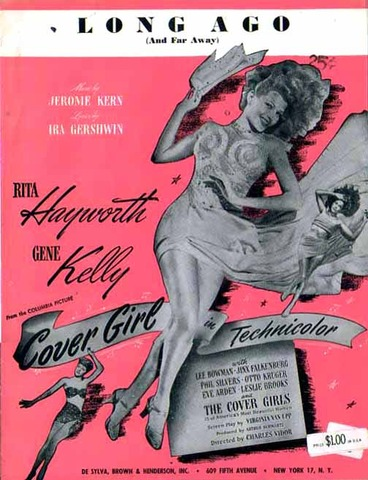 Jerome Kern and Geroge Gershwin