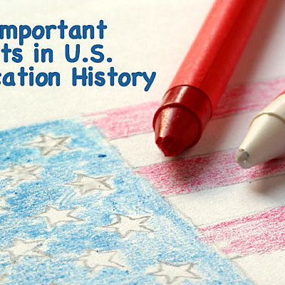 50 important dates in U.S history timeline