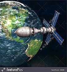 Sputnik Satellite