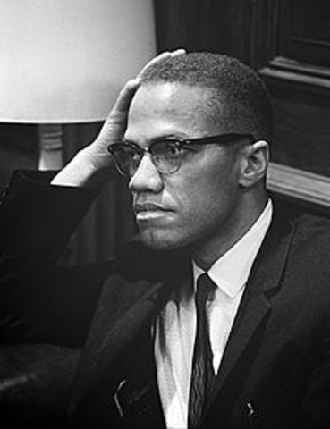 The Assissination of Malcolm X