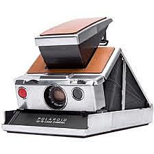 L'évolution du premier polaroid, le SX-70