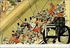Nara and Heian Period Ends {Japan}