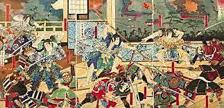 Kamakura Period Ends {Japan}