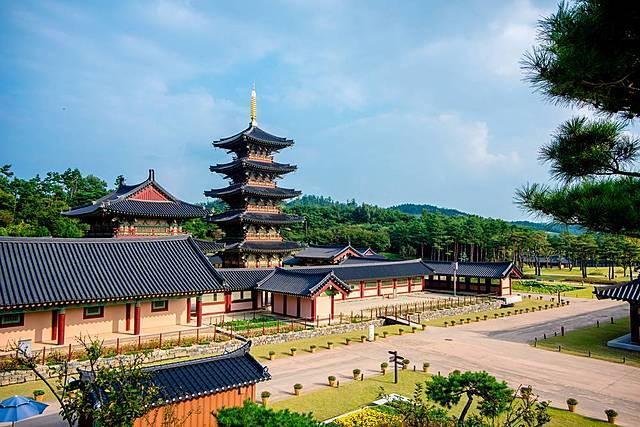 Baekje Dynasty Begins {Korea}