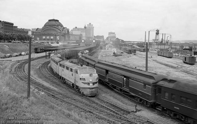 U.S. Army Seizure of Railroads