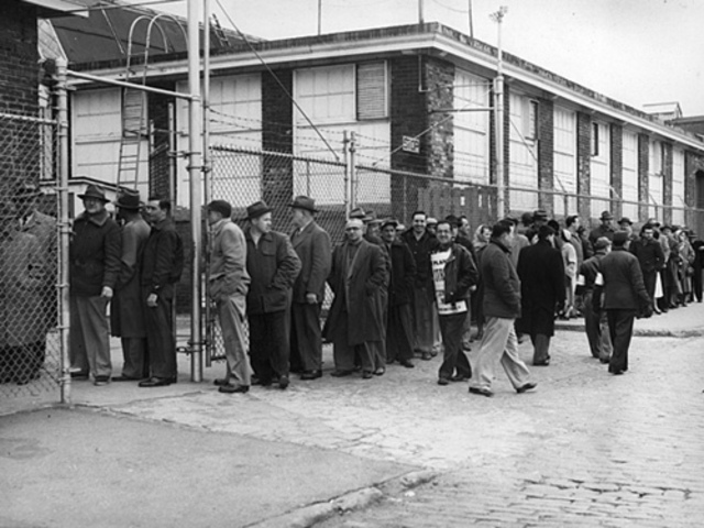 Textile Workers Strike of 1955