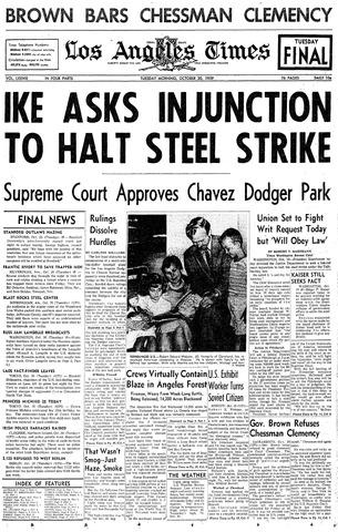 Steel Strike of 1959