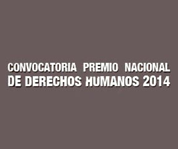 INDA abre convocatoria para premio nacional de los derechos humanos