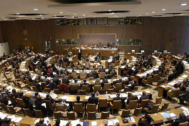 la ONU crea el tribunal penal