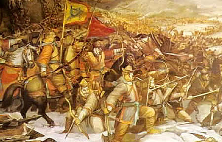 Silla Dynasty Ends {Korea}