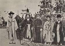 Joseon Dynasty Begins {Korea}