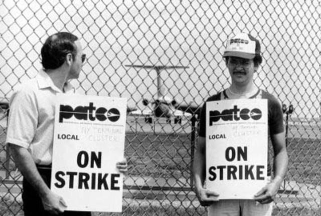 Air Traffic Controller Strike