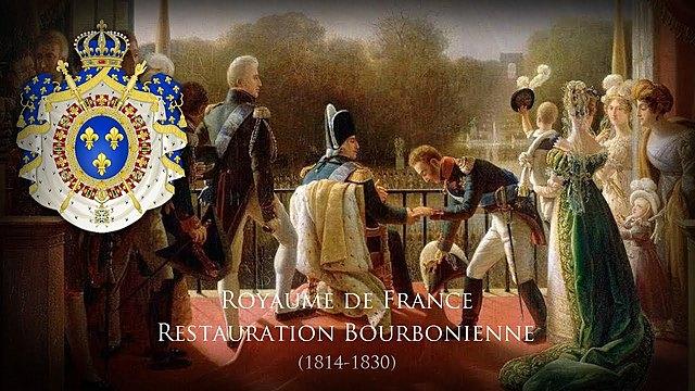 Bourbon Restoration (1814 - 1830)