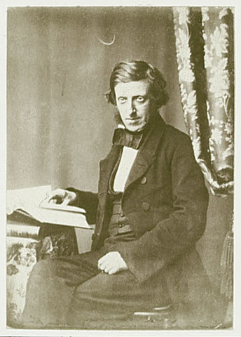Frederick Scott Archer Invents the Collodion Process
