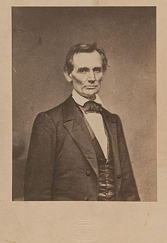 Mathew Brady Portrait of Lincoln