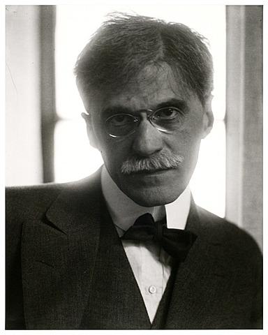 Alfred Stieglitz Opens Studio