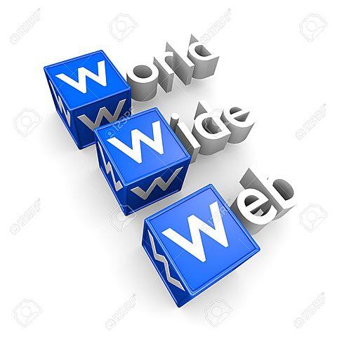 Création du World Wide Web.