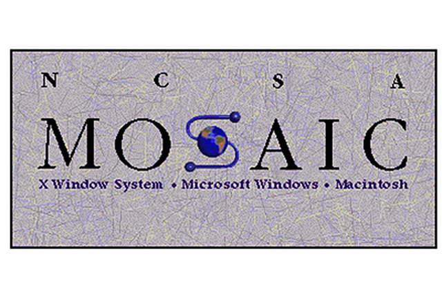 Mise dans le domaine public, disponibilité du premier navigateur Mosaic.