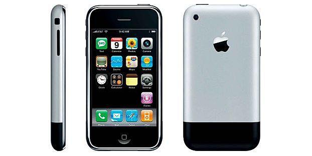 Sortie du premier iPhone d'Apple, qui a bouleversé l'accès au Web.