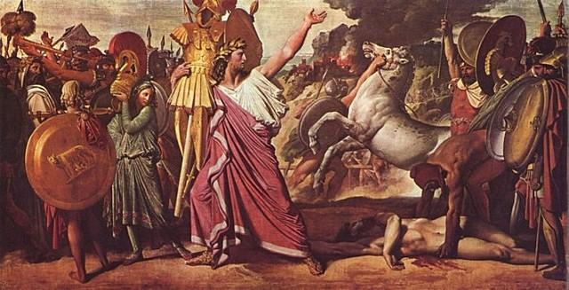 Inici de la Monarquia (Ròmul)