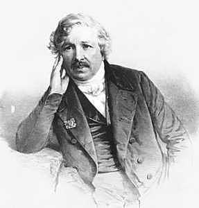 Louis Daguerre Creates the Latent Image