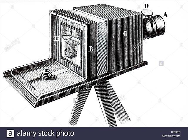 Announcement of the Daguerreotype