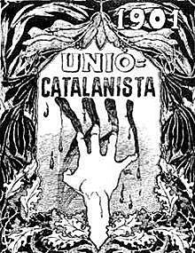 Creació de la Unió Catalanista