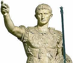 Octavi August, emperador