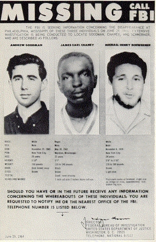 Deaths in the Fight for Civil Rights