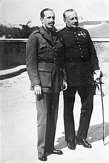 Dimissió de Primo de Rivera