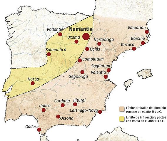 Guerra contra els pobles de la Meseta