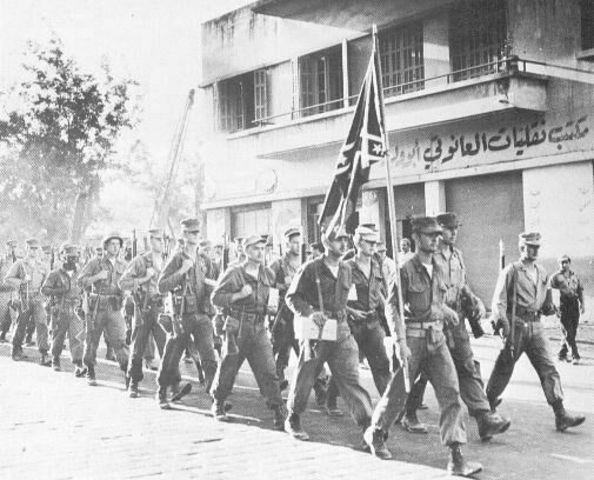 1958 Lebanon Crisis