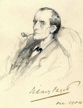 First Sherlock Holmes Story