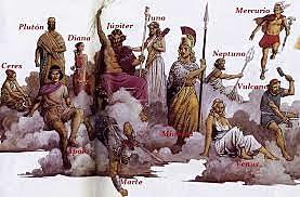 La religió romana