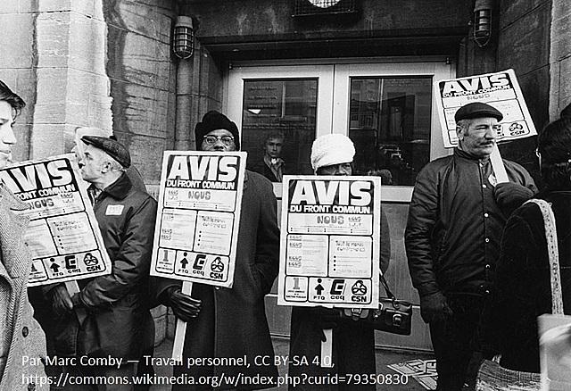 Front commun intersyndical du Québec