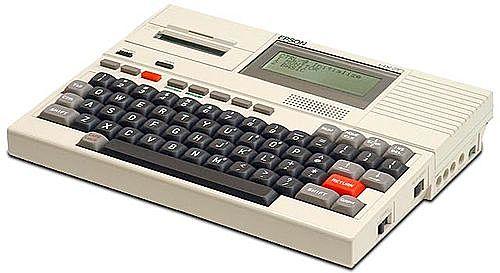 Aparición de la primera computadora portátil