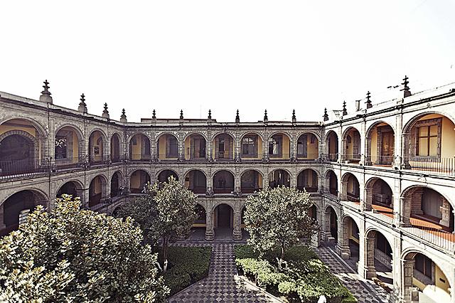 Creación del Colegio San Ildefonso