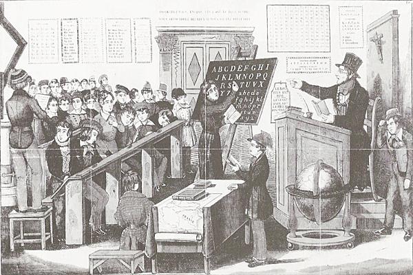 Escuelas Lancasterianas