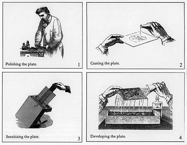 Wet Collodion Process