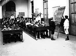 Al restablecerse el federalismo, las juntas subalternas, se convirtieron en juntas de estudios