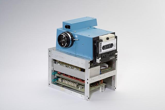 première apareil photo éléctronique