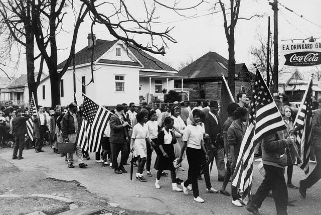 """""""Bloody Sunday"""" Selma Marches (Civil Rights Campaign)"""
