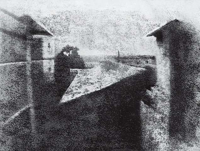 Joseph Nicephore Niépce, Heliography