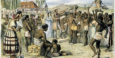 Slavery Abolished in the British Empire