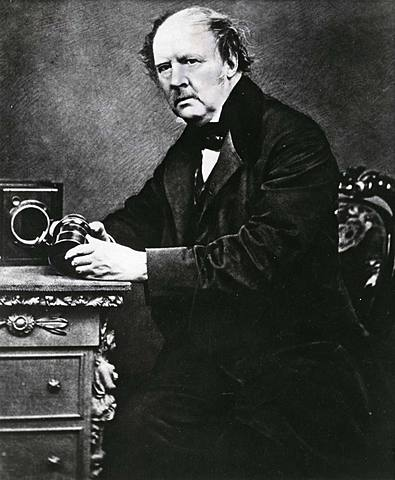 Calotype Invention Patented